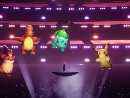 Pokémon's Post Malone Concert Paves Way For Future Virtual Concerts, Pokémon Album