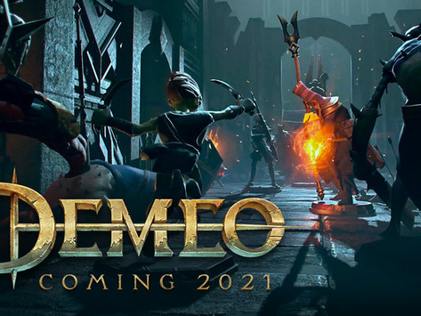 VR RPG Dungeon Crawler Demeo Slated To Launch Next Year