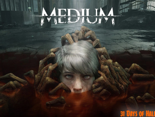 31 Days Of Halloween: The Medium