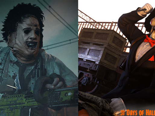 Call Of Duty: Warzone Brings Jigsaw & Leatherface In Halloween Event