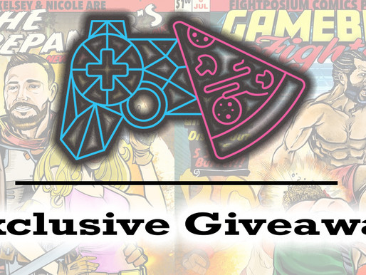 GIVEAWAY: Win A Custom Comic Book-Illustration On Canvas From Fightposium