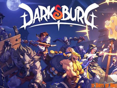 31 Days Of Halloween: Darksburg