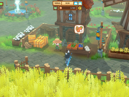 Kitaria Fables First-Look Shows Off A Paw-sitively Charming New Farming Sim