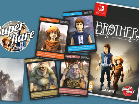 Brothers: A Tale Of Two Sons Gets The Physical Treatment On Switch