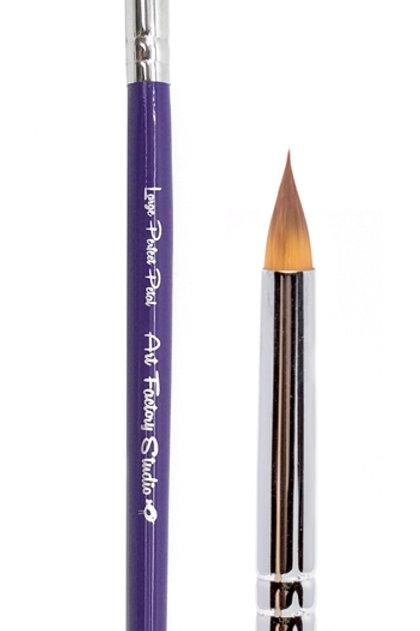LARGE Perfect Petal Art Factory Studio Brush