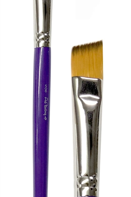 Art Factory 5/8 Angled Studio Brush