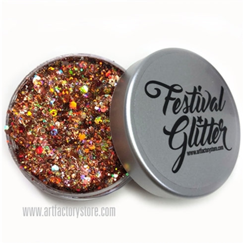 Art Factory Festival Glitter Gels (Seasonal Colors)
