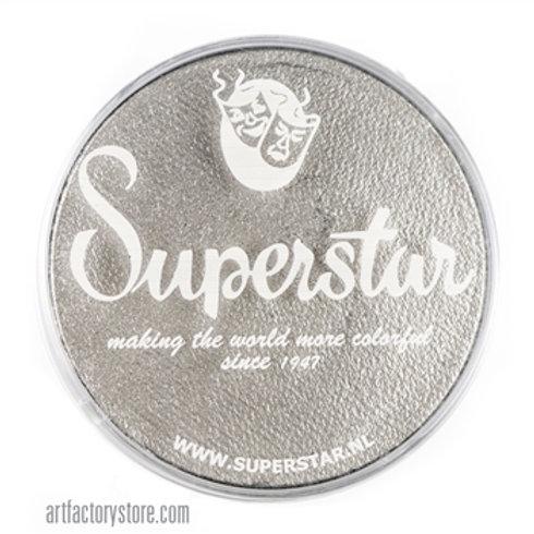 Silver Shimmer - 45gr Superstar Face Paints #056