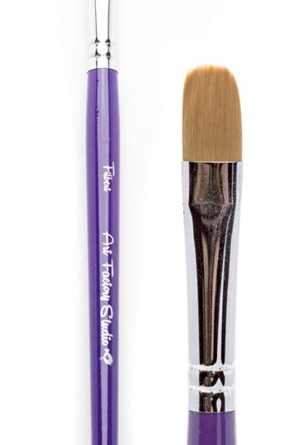 Filbert Art Factory Studio Brush