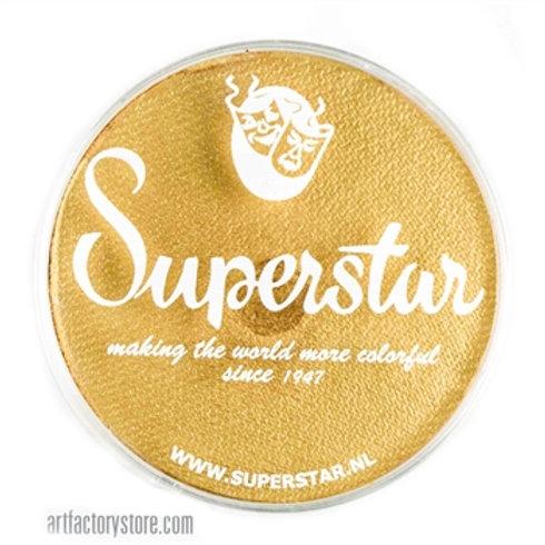 Gold Finch Shimmer - 45gr Superstar Face Paints #141