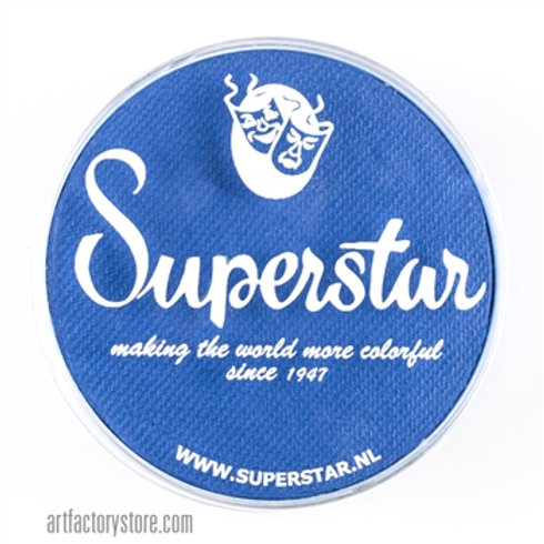 Brilliant Blue - 45gr Superstar Face Paints #143