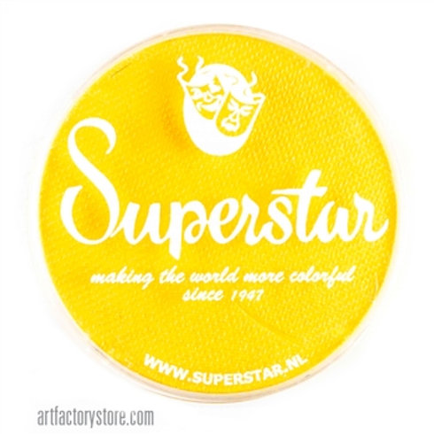 Bright Yellow - 45gr Superstar Face Paints #044