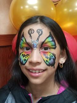 Bling butterfly