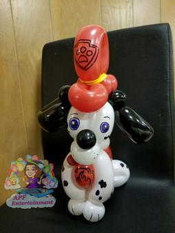 Marshall balloon animal