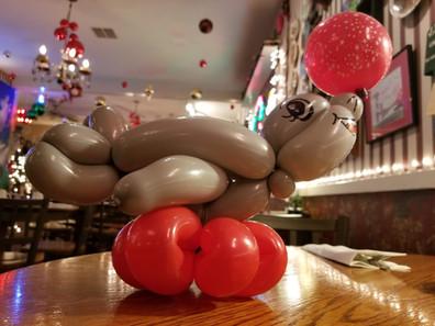 Circus Seal balloon animal