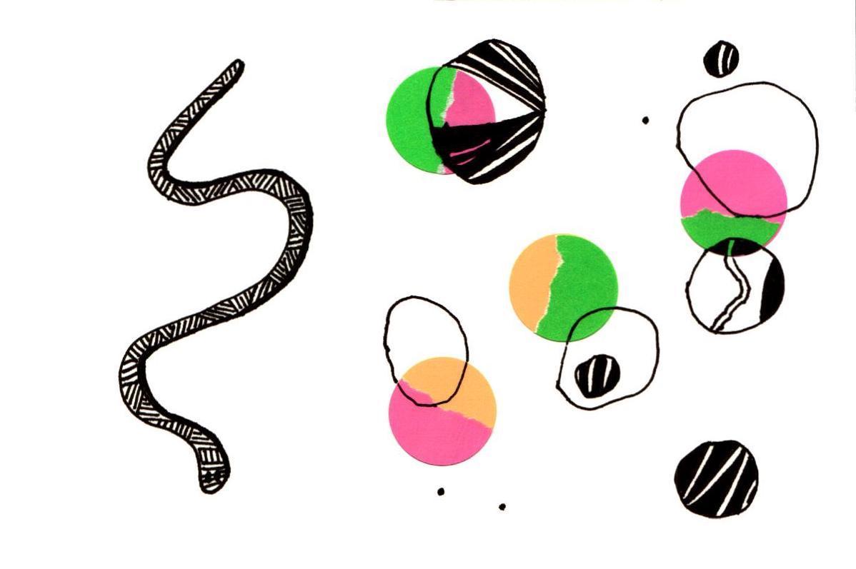 Snake Among Stones