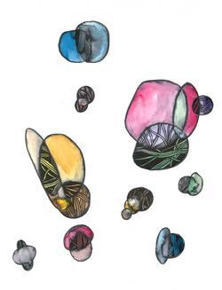 Peace Stones II