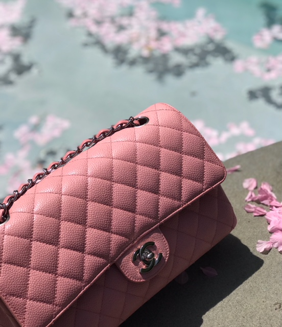 Perfectly Pink Chanel