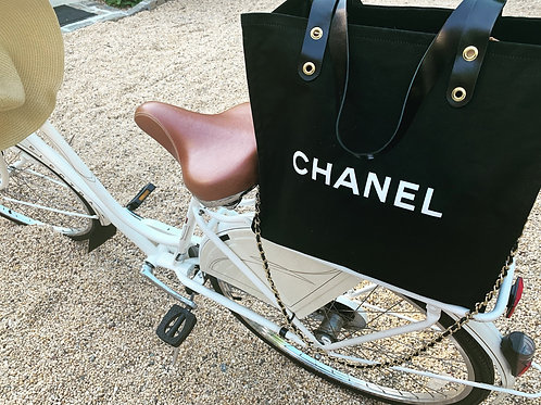 Pre-order Chanel Recycled Canvas Tote