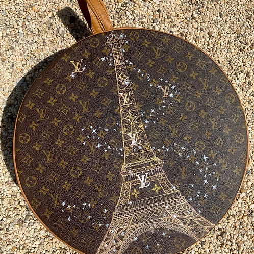 Louis Vuitton a night in Paris Hat Box