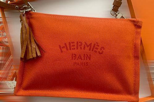 Hermes Bain Paris SMALL cross-body Handbag