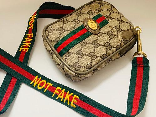 Gucci GG Supreme NOT FAKE Cross-body