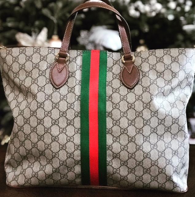 Gucci Custom Canvas Stripe