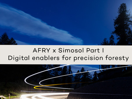 Accurate data enables Precision Forestry