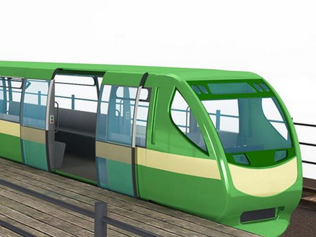 New Pier Trains on Track for Arrival