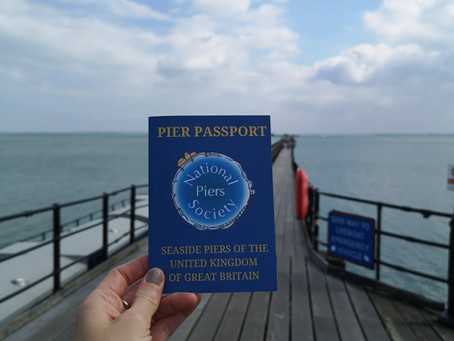 The Pier Passport from the National Piers Society