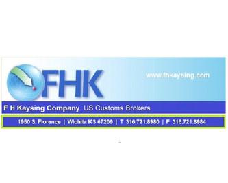 F H Kaysing