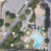 Lawn mowing zones