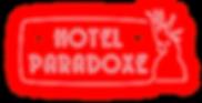 Logo Hotel Paradoxe