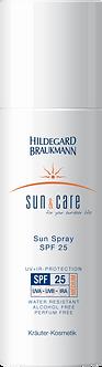 SUN & CARE Sun Spray SPF 25