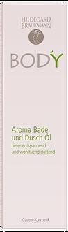 BODY Aroma Bade und Dusch Öl