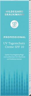PROFESSIONAL UV Tagesschutz Creme SPF 10
