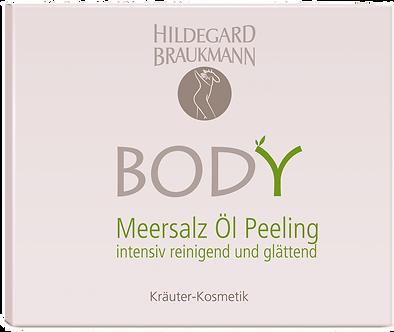 BODY Meersalz Öl Peeling