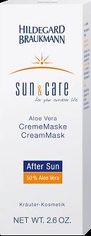 SUN & CARE Aloe Vera GesichtsCreme getönt SPF 10