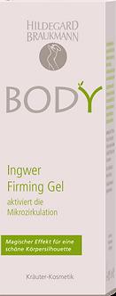 BODY Ingwer Firming Gel