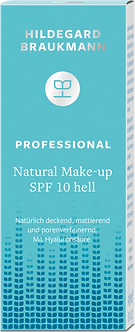 PROFESSIONAL Natural Make-up SPF 10 hell