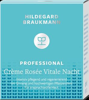 PROFESSIONAL Crème Rosée Vital Nacht