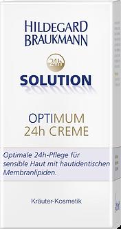 24H SOLUTION Optimum 24h Creme