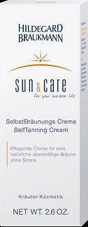 SUN & CARE SelbstBräunungs Creme