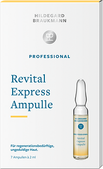 PROFESSIONAL Revital Express Ampulle
