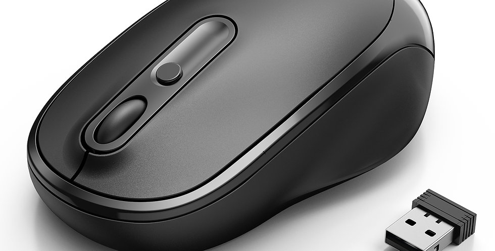 Dual Channel USB+Type C Wireless Mouse
