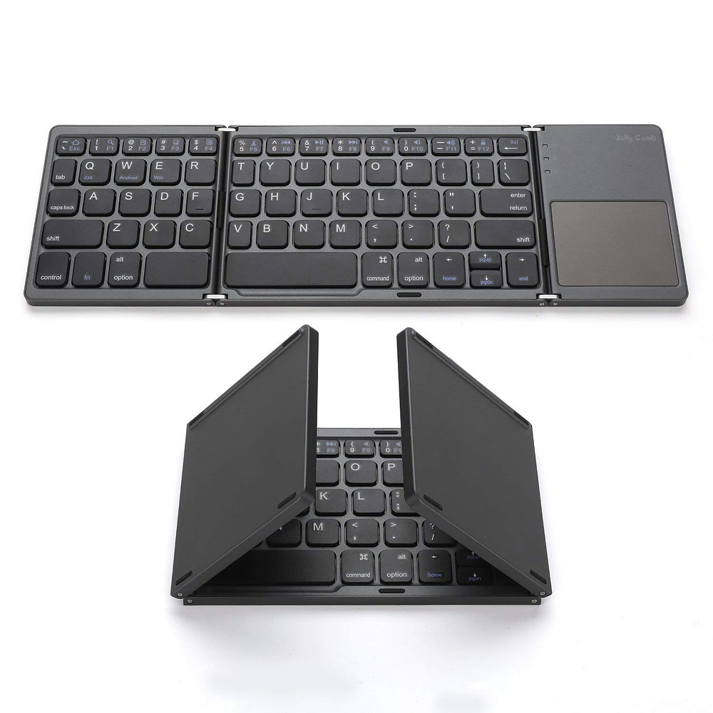 jelly comb foldable keyboard