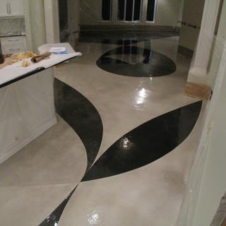Interior Decorative Concrete - custom pa