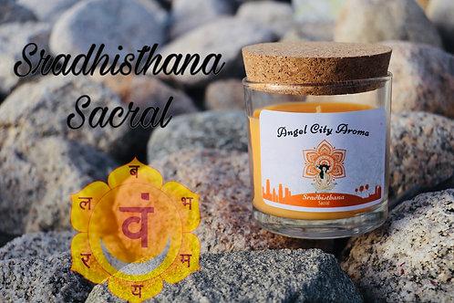 Sradhisthana (Sacral) - Sandalwood Patchouli