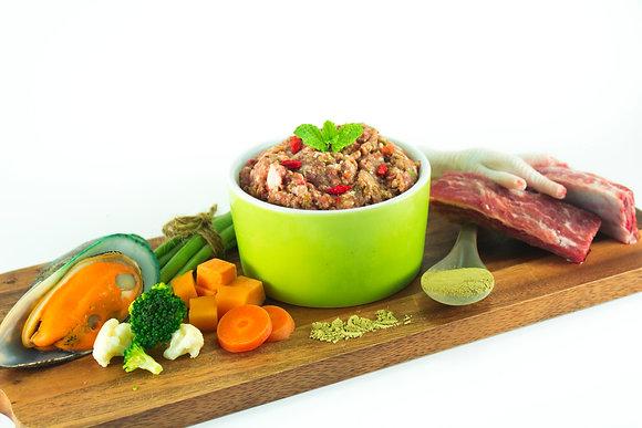 BARF Lamb & Green-Lipped Mussels