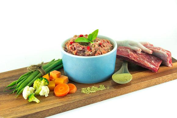 BARF Beef & Mackerel